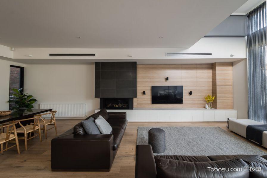 100~120m²/现代/复式装修设计