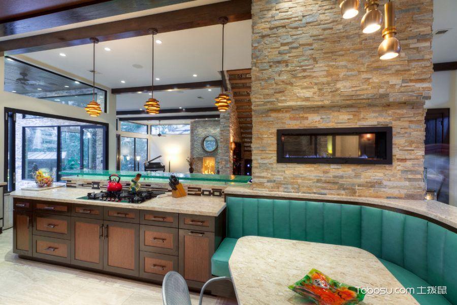 客厅现代风格效果图大全2017图片_土拨鼠清新摩登客厅现代风格装修设计效果图欣赏