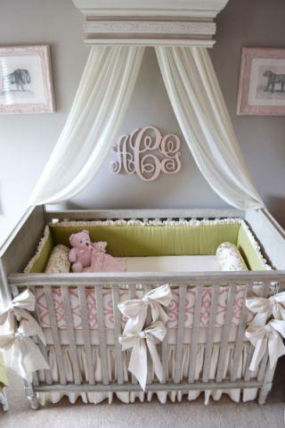 儿童房窗帘美式风格装饰设计图片