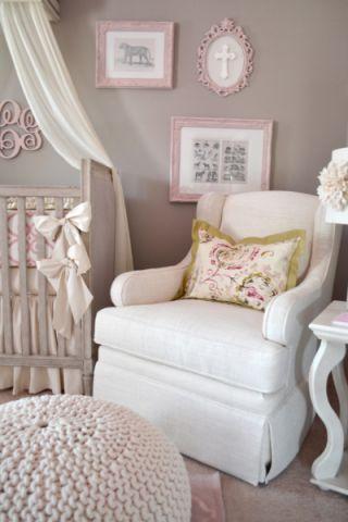 儿童房沙发美式风格效果图