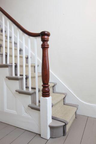 玄关楼梯混搭风格装饰效果图