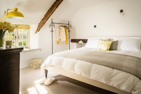 卧室灯具北欧风格装修效果图