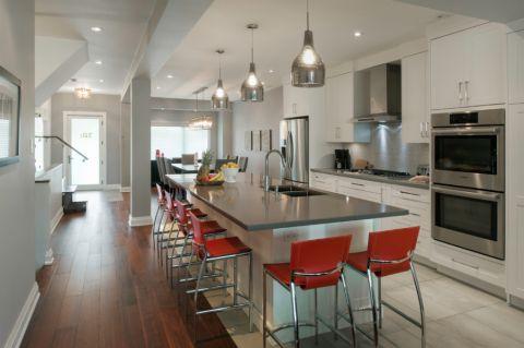 厨房吊顶现代风格装修设计图片
