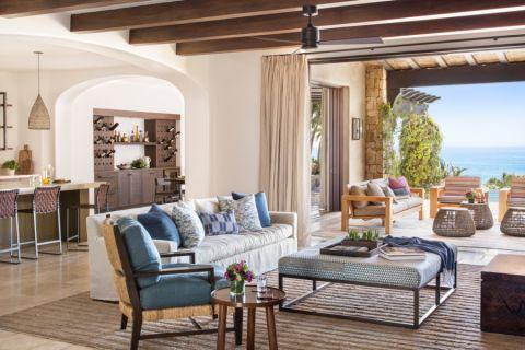 2021美式240平米装修图片 2021美式别墅装饰设计