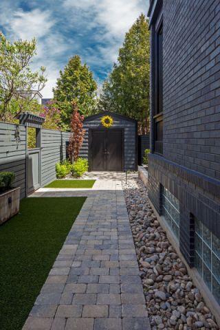 2019混搭花园设计图片 2019混搭地砖装修设计