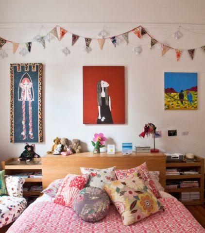 儿童房混搭风格装潢图片