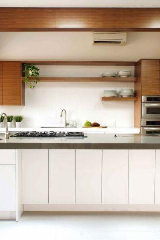 厨房美式风格效果图