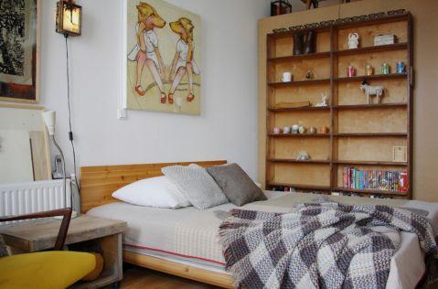 卧室混搭风格效果图