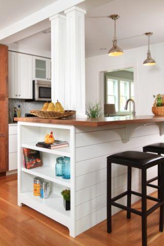 厨房混搭风格装饰图片