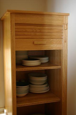 厨房混搭风格装潢效果图