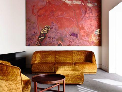 客厅现代风格效果图大全2017图片_土拨鼠休闲富丽客厅现代风格装修设计效果图欣赏
