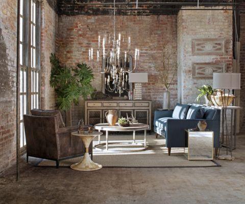 客厅混搭风格效果图大全2017图片_土拨鼠浪漫时尚客厅混搭风格装修设计效果图欣赏