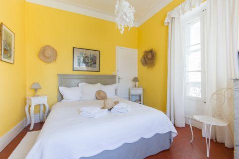卧室地中海风格效果图