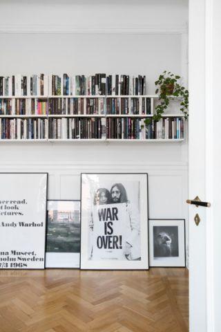 客厅北欧风格装修图片