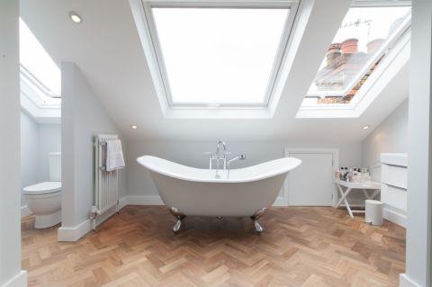 浴室现代风格效果图大全2017图片_土拨鼠个性纯净浴室现代风格装修设计效果图欣赏