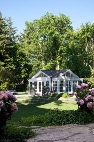 花园美式风格装修设计图片