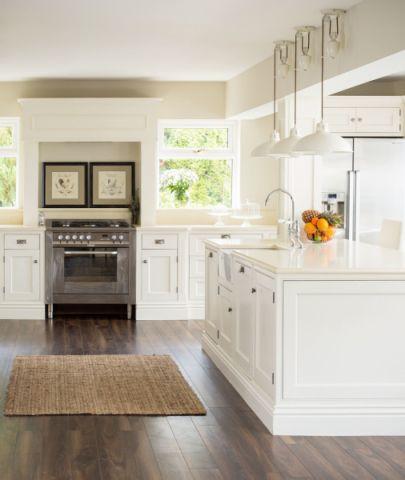 厨房背景墙美式风格装潢效果图
