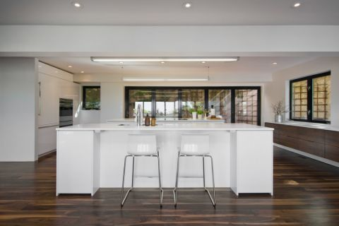 厨房现代风格效果图大全2017图片_土拨鼠个性风雅厨房现代风格装修设计效果图欣赏