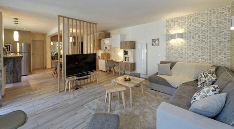 2018北欧70平米设计图片 2018北欧一居室装饰设计