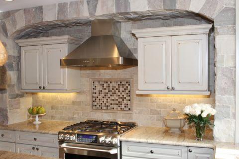 厨房美式风格装饰图片