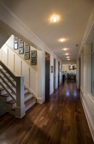 走廊美式风格装饰图片