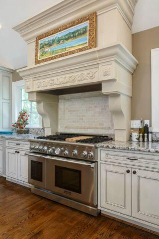 厨房地中海风格装饰设计图片