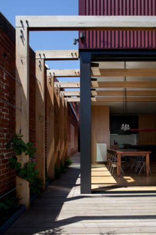 外景外墙现代风格效果图