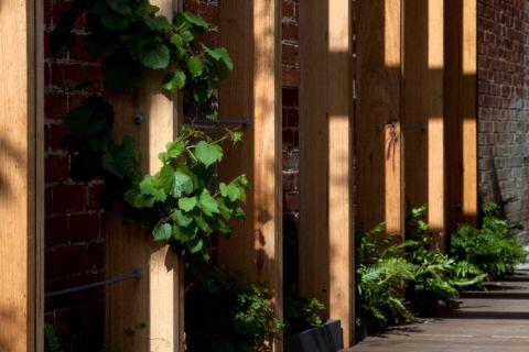 外景外墙现代风格装修设计图片