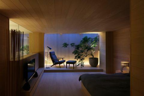 阳台榻榻米现代风格装潢设计图片