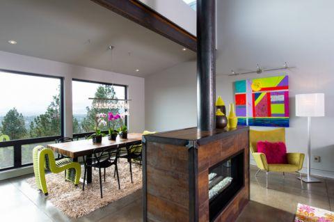 餐厅现代风格装饰效果图