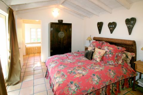 卧室地中海风格装修设计图片