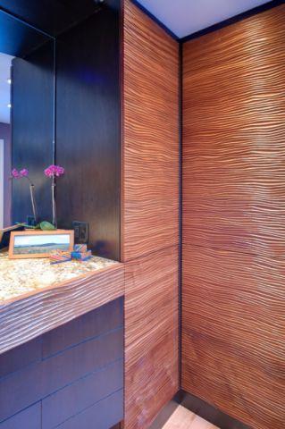 浴室现代风格效果图