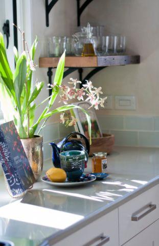厨房混搭风格装饰设计图片