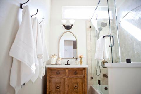 浴室地中海风格效果图大全2017图片_土拨鼠精致格调浴室地中海风格装修设计效果图欣赏