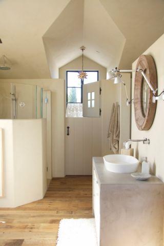 浴室混搭风格效果图大全2017图片_土拨鼠优雅风雅浴室混搭风格装修设计效果图欣赏