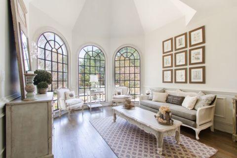 290平米别墅美式风格设计效果图