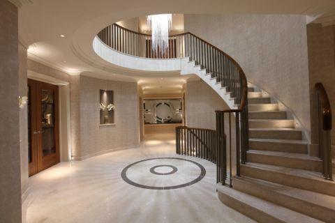 楼梯现代风格效果图大全2017图片_土拨鼠浪漫温馨楼梯现代风格装修设计效果图欣赏