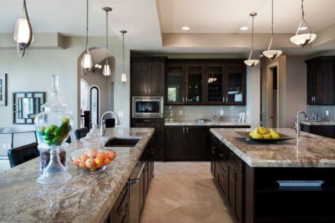 厨房混搭风格装饰效果图