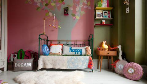 儿童房混搭风格装修效果图