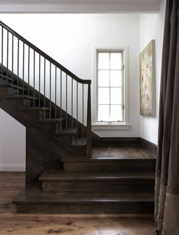楼梯现代风格装饰设计图片