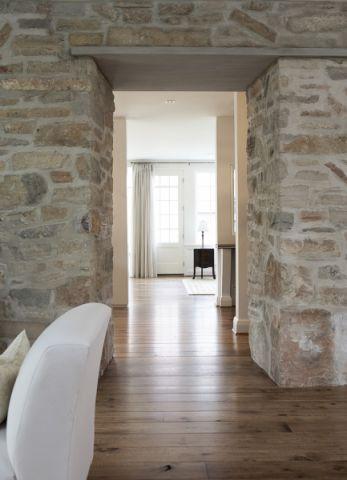 走廊现代风格装潢设计图片