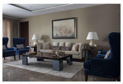 客厅现代风格效果图大全2017图片_土拨鼠完美写意客厅现代风格装修设计效果图欣赏