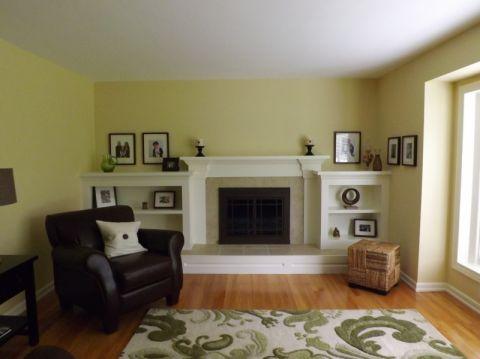 客厅美式风格效果图大全2017图片_土拨鼠现代风雅客厅美式风格装修设计效果图欣赏