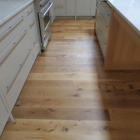 厨房地板砖北欧风格装修设计图片