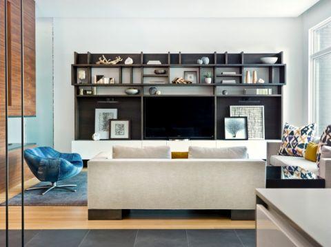 客厅北欧风格装潢效果图