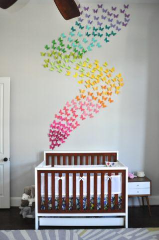 儿童房混搭风格装饰图片