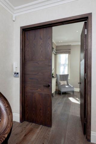 卧室走廊美式风格装修设计图片