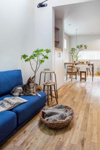 客厅沙发现代风格装修图片
