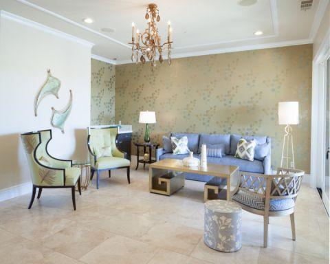 客厅现代风格效果图大全2017图片_土拨鼠文艺迷人客厅现代风格装修设计效果图欣赏