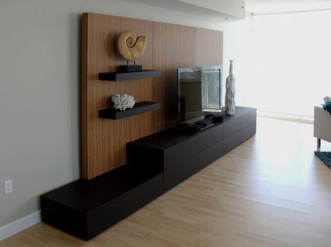 客厅现代风格效果图大全2017图片_土拨鼠精致舒适客厅现代风格装修设计效果图欣赏